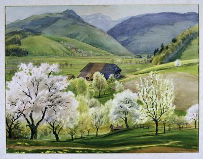 Vorschaubild zur Meldung: Manfred A. Schmid - Schwarzwaldimpressionen