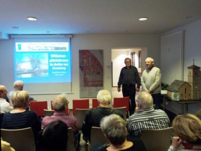 Vorschaubild zur Meldung: 3. Vortrag in Vorbereitung der 850 Jahrfeier der Burg Creuzburg