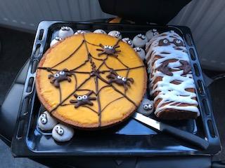 """Vorschaubild zur Meldung: Halloween bei den  """"Cuxhofwichteln"""""""