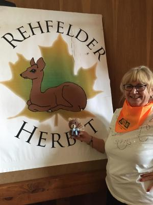 Rehfelder Herbst 2019 / Undine Herlinger