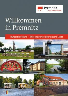 Foto zur Meldung: Bürgerinfo-Broschüre - Offizielle Informationen zu unserer Stadt