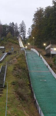 Foto zur Meldung: Ruhlaer Herbstsprunglauf