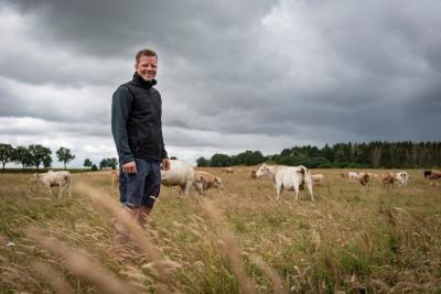Vorschaubild zur Meldung: Ceres-Award 2019 für den besten Rinderhalter erhielt Christian Rohlfing - Herzlichen Glückwunsch!