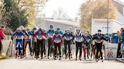 Vorschaubild zur Meldung: Moorgrund-Skiroller-Halbmarathon