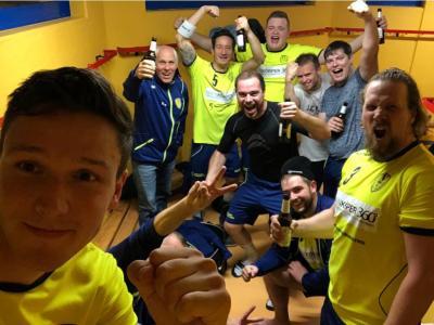 Foto zur Meldung: 3 deutliche Siege gegen Kinzigtal!