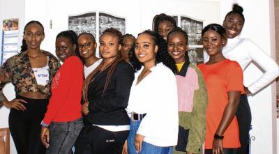 Vorschaubild zur Meldung: Auf Afrika aufmerksam machen