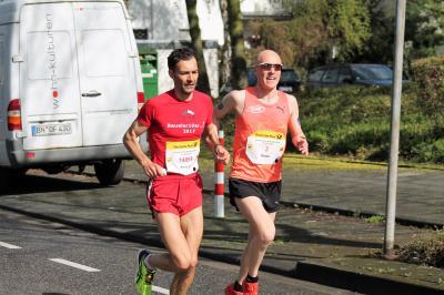 Foto zur Meldung: Vierter Platz für Dennis Klusmann in Bensberg