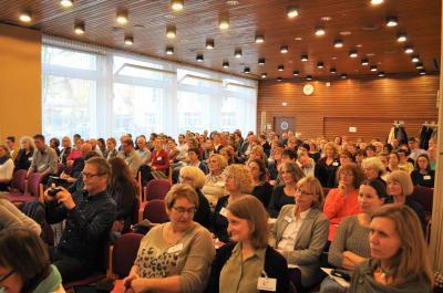 Vorschaubild zur Meldung: 8. interdisziplinärer Fachtag wieder ein voller Erfolg