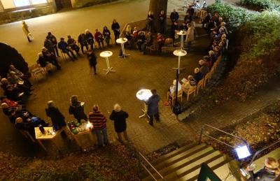 Foto vom 17.12. Unter der Schillereiche St. Sixti  C. Steigertahl