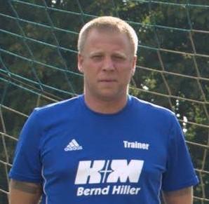 Marc Hiller trug sich in der 14. Spielminute in die Torschützenliste ein