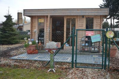 Foto zur Meldung: Neuer Paketshop im Damsdorfer Mosaikladen