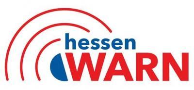 Logo hessenWARN, HMdIS