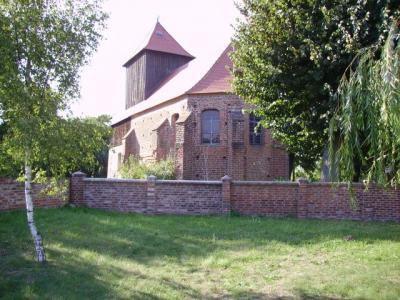 Kirche in Kotzen
