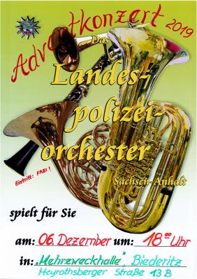 Landespolizeiorchester SAN
