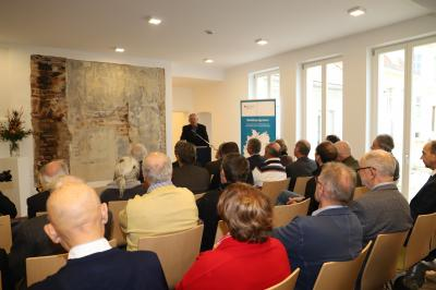 Foto zur Meldung: Veranstaltung anlässlich der Wiederherstellung des Rochowschen Renaissancebaus in Reckahn
