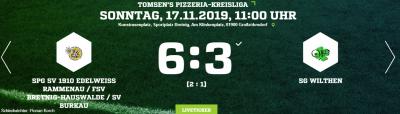 Vorschaubild zur Meldung: [SGW A] Sensationelles Spiel in Bretnig, aber leider wird uns der Erfolg geklaut