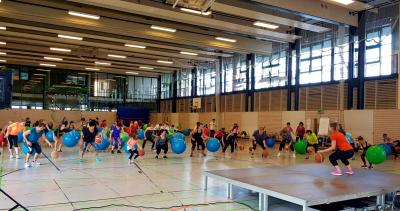"""Vorschaubild zur Meldung: """"Echt stark"""" – 2. Frauensporttag im Landkreis Görlitz"""