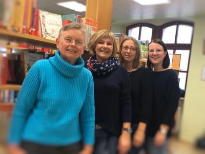 Foto zur Meldung: Gemeindebücherei Lengfurt - Leih' dir was...