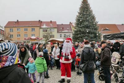 Foto zur Meldung: Calau im Advent: Programm für den Weihnachtsmarkt ist online