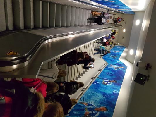 Vorschaubild zur Meldung: Wandertag ins Stadion von Hertha BSC