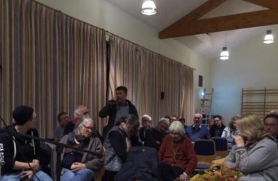 Vorschaubild zur Meldung: Veranstaltung am 15.11.2019 in Oberellenbach