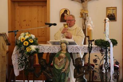 Foto zur Meldung: Kirchweihfest mit einen festlichen Gottesdienst begangen