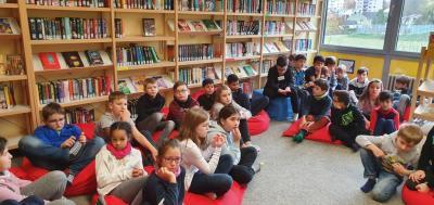 Vorschaubild zur Meldung: Schnupperprogramm der Grundschulen hat begonnen