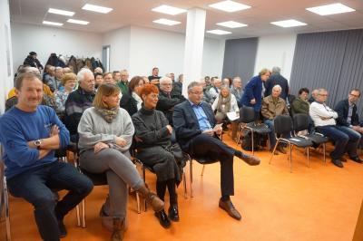 Vorschaubild zur Meldung: Bürgerversammlung am 18. November 2019