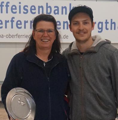 Bild der Meldung: Renate Martin ist Vereinsmeisterin 2019