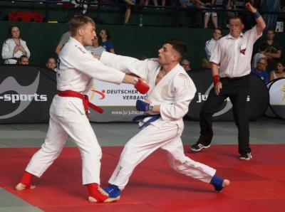 Vorschaubild zur Meldung: Gold und Silber - Sensationeller WM Auftakt für die Zeitzer Kampfsportler