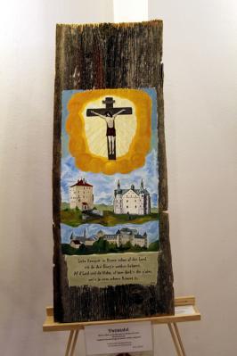 Vorschaubild zur Meldung: Votivtafel aus der Pfarrkirche Fürstenstein entwendet