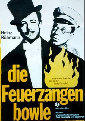 Vorschaubild zur Meldung: SIXTI acts am 3. Dezember > Die Feuerzangenbowle - Der Film in der Schauburg