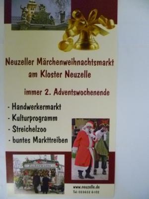 Vorschaubild zur Meldung: Märchenweihnacht am 07. und 08.12.2019 in Neuzelle