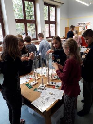 Vorschaubild zur Meldung: Energielabor in der Schule
