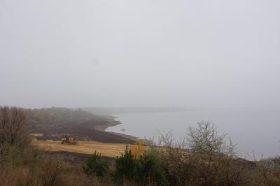 Foto zu Meldung: Strandbau hat begonnen