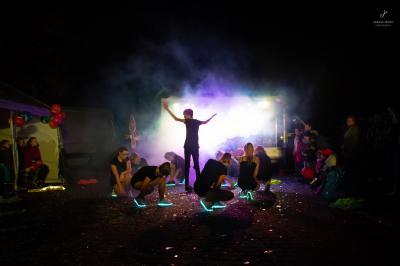 Foto zur Meldung: Der SKC Straßenkarneval in der 35. Saison -  das coole open air Karnevalvergnügen!