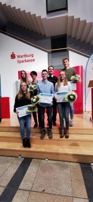 Vorschaubild zur Meldung: Sportlerehrung des KSB Eisenach