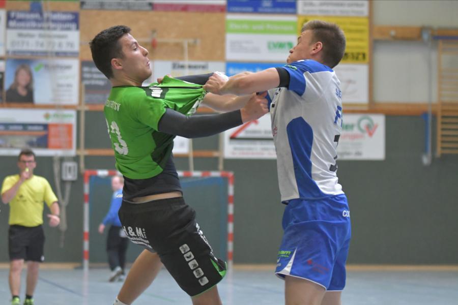 Vorschaubild der Meldung: SH-Liga Männer: Sieverstedt - Bredstedter TSV