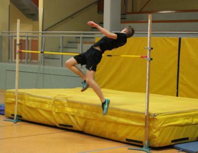 Arne Nitschke mit neuer Bestleistung