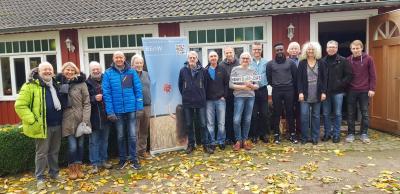 Foto zur Meldung: Workshop Hannys Radlercafe 2019