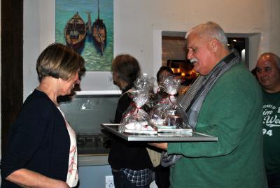 Vorschaubild zur Meldung: Besuch des Lüneburger Salzmuseums war ein reger Erfahrungsaustausch