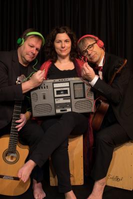 Foto zur Meldung: Magdeburger Musiker mit Hits von DAMALS am 30. November zu Gast im Theater Zielitz