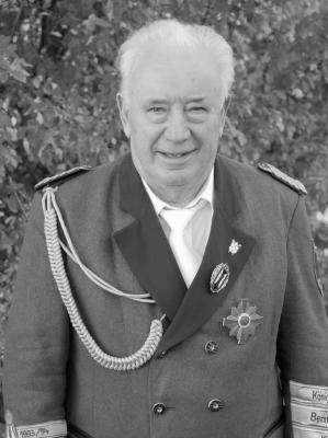 Der Bezirksverband Voreifel trauert um Adolf Frings
