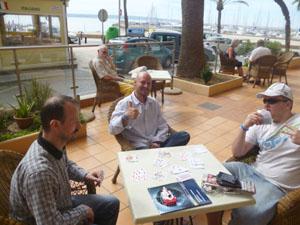 Foto zur Meldung: Sommerurlaub des Betreuten Wohnens 2013 auf Mallorca