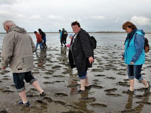Foto zur Meldung: Urlaub der Tagesstätte 2013 an der Nordsee