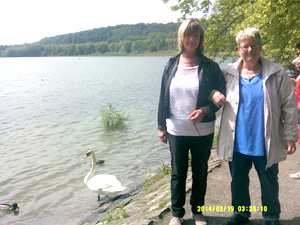 Foto zur Meldung: Urlaubsfahrt 2015 – Bodensee – Drei Länder und 1000 Eindrücke