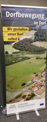 Poster der Dorfbewegung Brandenburg