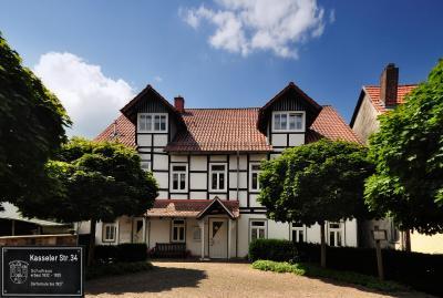 Alte Schule in Holzhausen