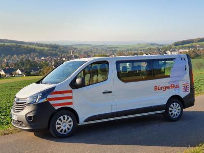 Vorschaubild zur Meldung: Bürgerbus Neukirchen startet