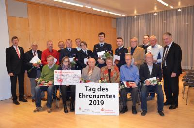 """Foto zur Meldung: OSL sagt Danke: """"Tag des Ehrenamtes"""" würdigte gemeinnütziges Engagement"""
